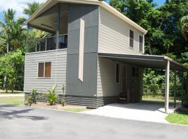 BIG4 Cairns Crystal Cascades Holiday Park, Cairns (Jungara Station yakınında)