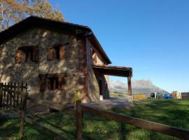 La Cabaña de Naia, La Revilla (рядом с городом Valnera)