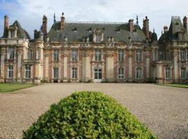 Château de Miromesnil, Tourville-sur-Arques (рядом с городом Offranville)