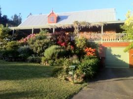 Tranquil Retreat Lodge, Creswick (Kingston yakınında)