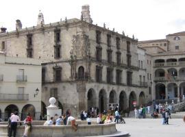 El Aleznal, La Cumbre