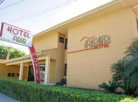 Hotel Abib, Irati (Fernandes Pinheiro yakınında)