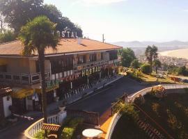 Hostal El Carro, Ларедо (рядом с городом Льендо)