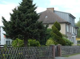 Altes Zollhaus Mescherin