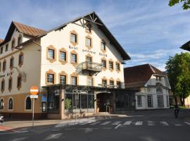 Hotel Goldener Hirsch, Reutte