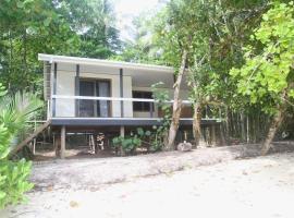 Evis Resort at Nggatirana Island, Halisi