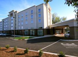 Hampton Inn Suites Charlotte Airport 3 Star Hotel
