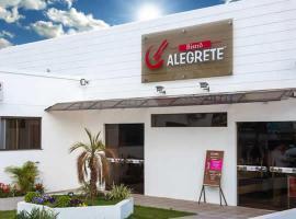 Hotel Alegrete, Alegrete (Telmo Fontoura yakınında)