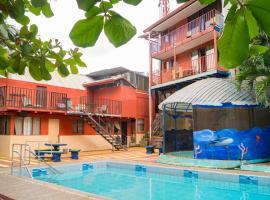 Hotel Healthy Day Inn, Grecia (Cedro yakınında)