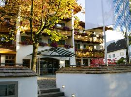 Hotel Maximilian, Oberammergau