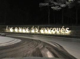 Tres Cruces Apartment, Las Navas del Marqués