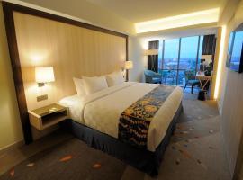 Louis Kienne Hotel Pandanaran Bintang 4 Semarang 03 Km Dari Tugu Muda