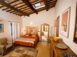 La Torretta Historical Home, Casperia
