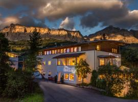 Boutique Hotel Dolomit, La Villa
