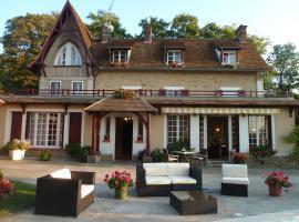 La Thuilerie - Maison d'hôtes, Оржеваль (рядом с городом Вилен-сюр-Сена)