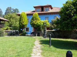 Apartahotel Quinta la Espadaña, Bedriñana (El Cueto yakınında)