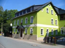 Landgasthof Neitsch, Schwarzenberg (Markersbach yakınında)