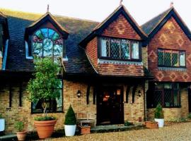 Tudor Place, Winnersh