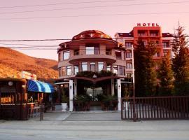 Hotel Saint Marena, Pogradec (Tushemisht yakınında)