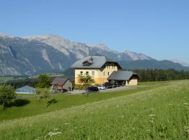 Appartementhaus Oberlehen, Abtenau (Seidegg yakınında)