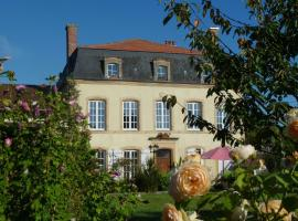 Maison Les Beaux Arts, Mouzay (рядом с городом Quincy-Landzécourt)