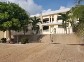 Jackson Guesthouse Anomabo, Anomabu (рядом с городом Biriwa)
