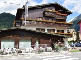 Hotel Mignon, Понте-ди-Леньо