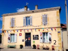 Gîte et Chambres Le Relais de St Jacques, Кондом (рядом с городом Béraut)