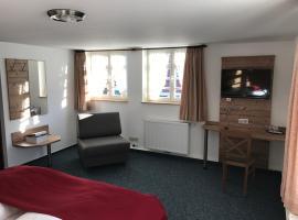 Gasthaus Hotel zum Kreuz, Stetten am Kalten Markt