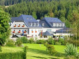 Sporthotel Landhaus Wacker, Wenden (Nosbach yakınında)