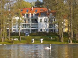 Ferienwohnung Renate in der Villa Seeblick