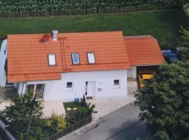 Wiflinger Graben Einfamilienhaus, Wörth