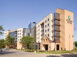 Emby Suites St Louis Airport 3 Star Hotel