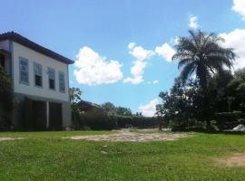 Fazenda Da Pedra, Lagoa Dourada (Carandaí yakınında)