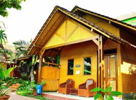 Hotel Galuh Prambanan, Prambanan (рядом с городом Klaten)