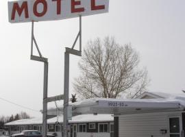 Fort Motel, Fort Saskatchewan (Redwater yakınında)