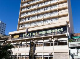 Hotel Mansiones, Blumenau