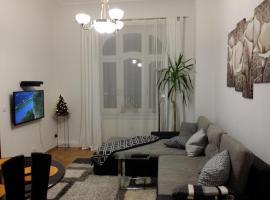 Apartment Heinrich-Budde-Strasse, Leipzig (Möckern yakınında)