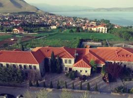 Bella Toumpa Archontiko, Agios Panteleimon
