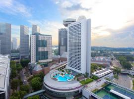 Pan Pacific Singapore 5 Star Hotel This Is A Preferred Property They Provide Excellent Service Great Value And Have Awesome Reviews From Booking
