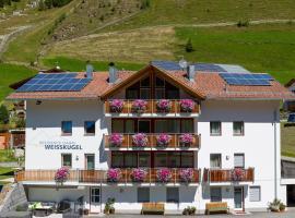 Residence Weisskugel Langtaufers Südtirol, Melago