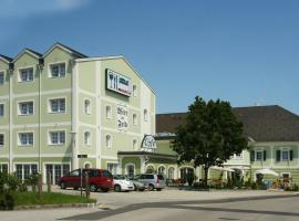 Hotel Wirt im Feld, Steyr (Hofkirchen im Traunkreis yakınında)