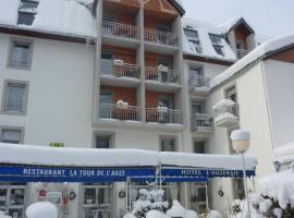 Logis Hôtel L'Auzeraie