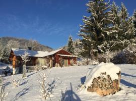 Ferienwohnung Wildrose, Bad Mitterndorf