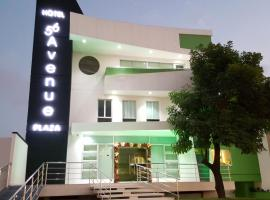 Hotel 56 Avenue Plaza, Barranquilla (Cuba yakınında)