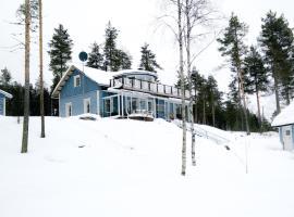 Villa Somosenranta, Oikarainen