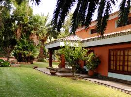 Villa Los Lirios, Las Mercedes