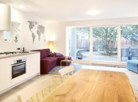Lovely LUX Garden Flat near Royal Park