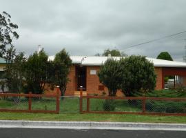 Telopea House, Waratah (Corinna yakınında)