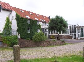 Hotel Bördehof, Barlėbenas